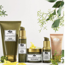 """Organic Skincare"" good with introducing organic items"