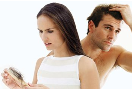 Causes of hair loss, Hair loss, thinning hair